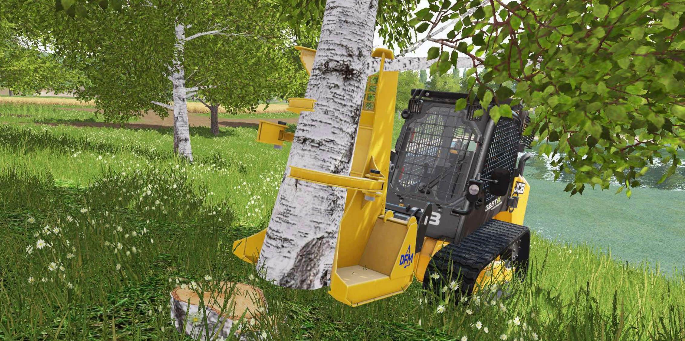 FS22 skid steer loaders