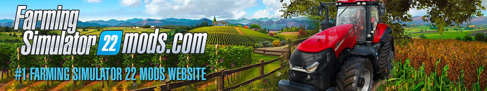 Farming Simulator 22 Mods